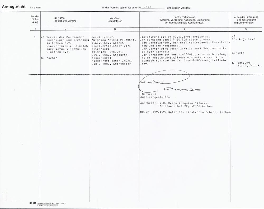 Amtsgericht_Ukonstytuowanie1996_Eintragung1